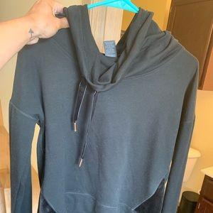 Champion Loose Neck Hi-Lo Sweatshirt